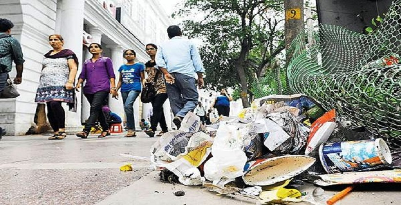 Collect on the spot litter fine from people: Delhi HC
