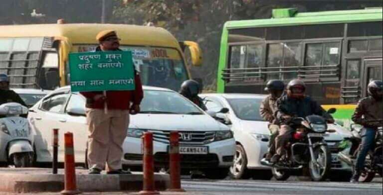 Pollution Control: Supreme Court Accepts Colour-Coded Stickers For Vehicles