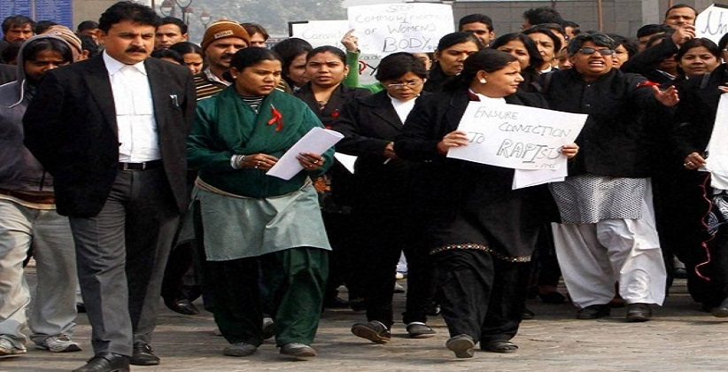 Strike by lawyers for separate HC Bench
