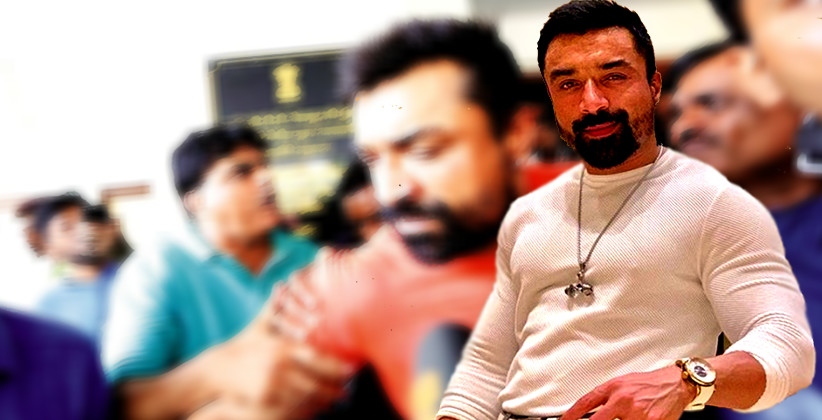 Actor Ajaz Khan Sent To 14-Day Judicial Custody For Uploading Communally Sensitive Videos