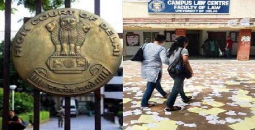 Petition to hold DU LLB Exam in Hindi dismissed by Delhi HC.