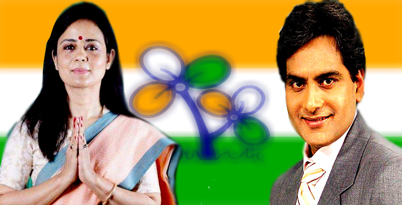TMC MP Mahua Moitra Files Criminal Defamation Case Against Sudhir Chaudhary Over Plagiarism Row