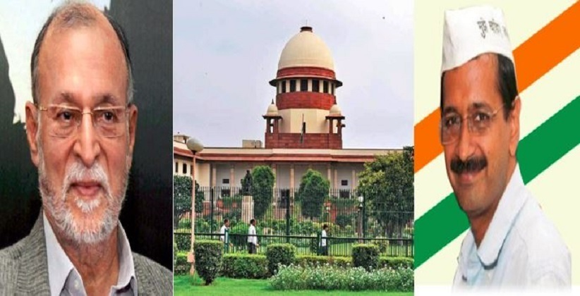 APP Govt. Moves SC Again Over Spat with LG, Hearing Next Week