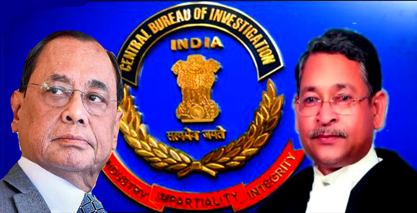 In A First, Chief Justice Of India Lets CBI Probe High Court Judge For Corruption