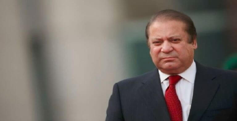 Nawaz Sharif Appears In The Pakistan Court