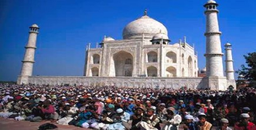 "Supreme Court: No Namaz for Outsiders inside ""Taj Mahal"""