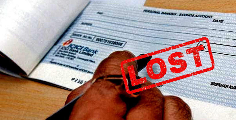If A Cheque Is Lost By The Bank, It Is The Responsibility Of The Bank To Compensate The Loss: NCDRC [Read Order]
