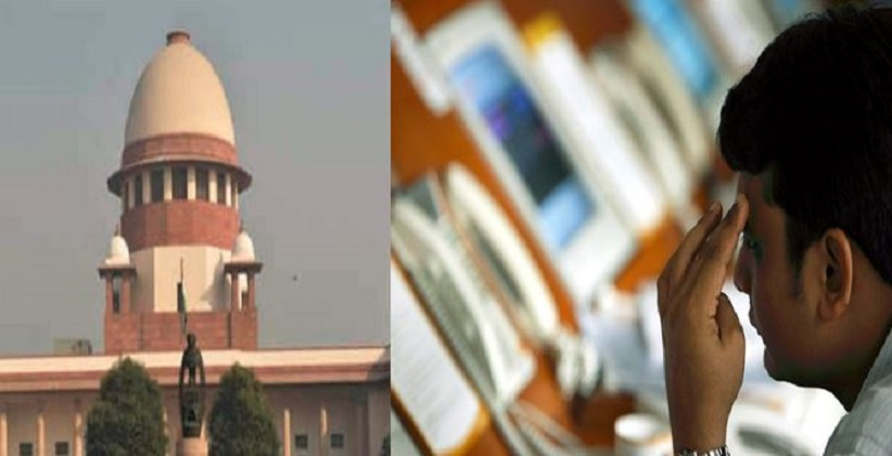 Superior not guilty if staff commit suicide due to heavy workload Says SC