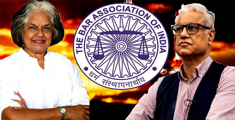 Bar Association Of India Issues Statement Condemning CBI Raids On Senior Advocates Indira Jaising, Anand Grover [Read Statement]