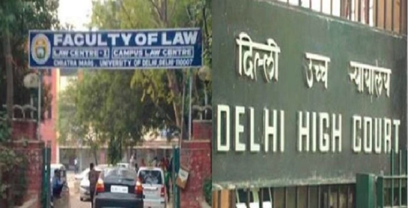 Delhi High Court Rescued detained law students of Delhi University. [Read Judgment]
