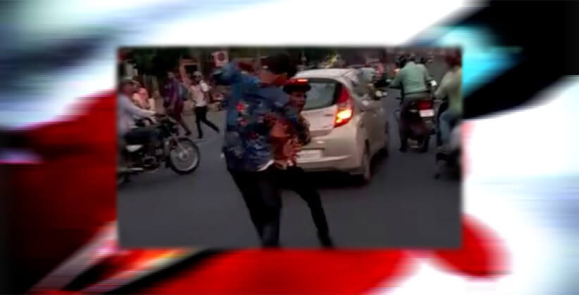 Hyderabad Man Stabbed On Busy Road For Marrying Without In-Laws' Consent, Horrifying Video Goes Viral