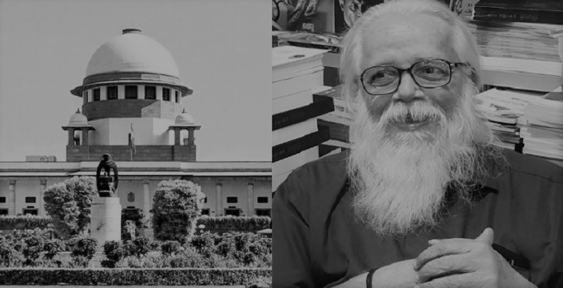 SC Appoints Panel To Probe The 'Harrowing Torture' Of Scientist Nambi Narayanan. [Read Judgment]