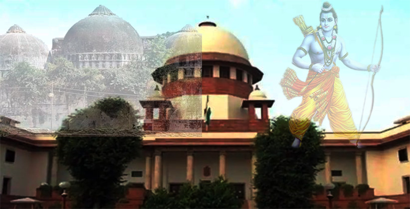 SC Suggests Mediation To Resolve Ram Janmabhoomi-Babri dispute, to pass order on March 5