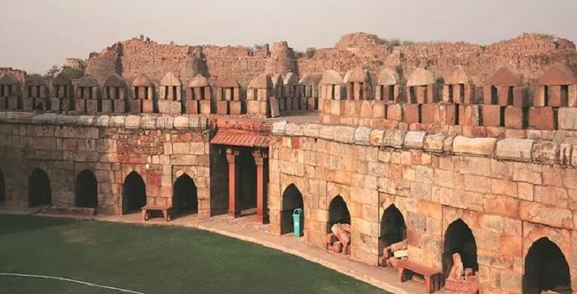 Robbery inside Tughlaqabad Fort, Police Arrests Delhi University Student