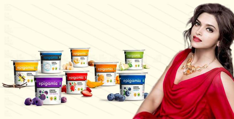 Deepika Padukone Invests In Yogurt Brand Epigamia