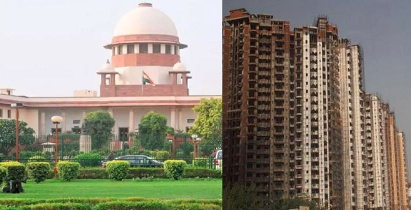 Supreme Court Seals Nine Amrapali Group Properties [Read Order]