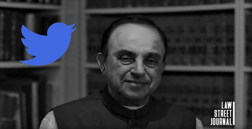 National Herald Case: Patiala House Court Dismisses Plea To Restrain Subramanian Swamy From Tweeting