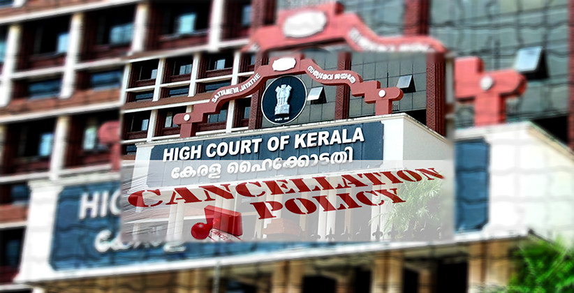 Burden Is On The Insurer To Prove That Cancellation Of Policy Has Been Intimated To Vehicle Owner Says Kerala HC [Read Judgment]