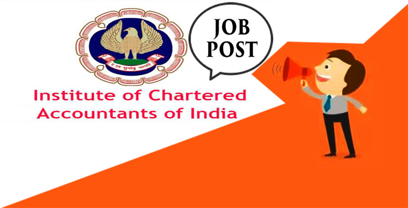 Job Post: Legal Advisor @ Institute of Chartered Accountants of India (ICAI)