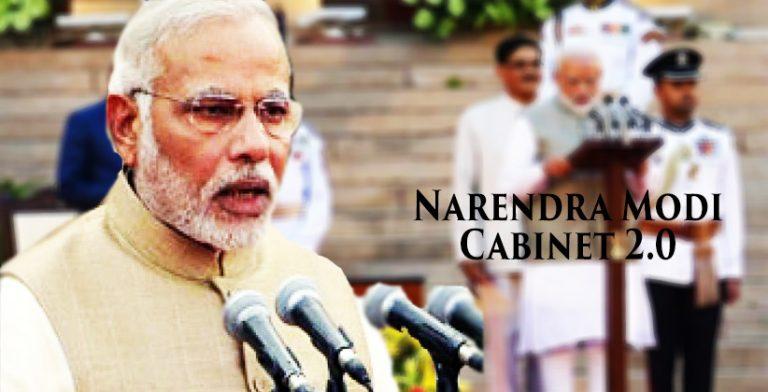 Narendra Modi Cabinet 2.0: Complete List Of Ministers With Detailed Portfolios [Read Press Communique Released By Rashtrapati Bhavan]