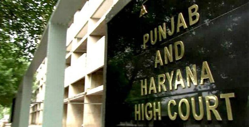 Keeping Litigants Off Court: Punjab And Haryana HC Imposes Rs ...