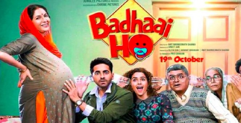 Delhi Government's Health Dept. Issues Notice To 'Badhaai Ho' Makers, Know Why!