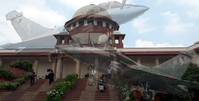 Rafale Deal: SC Dismisses Centre's Objections On Admissibility Of Documents; Review Petitions To Be Heard On Merits