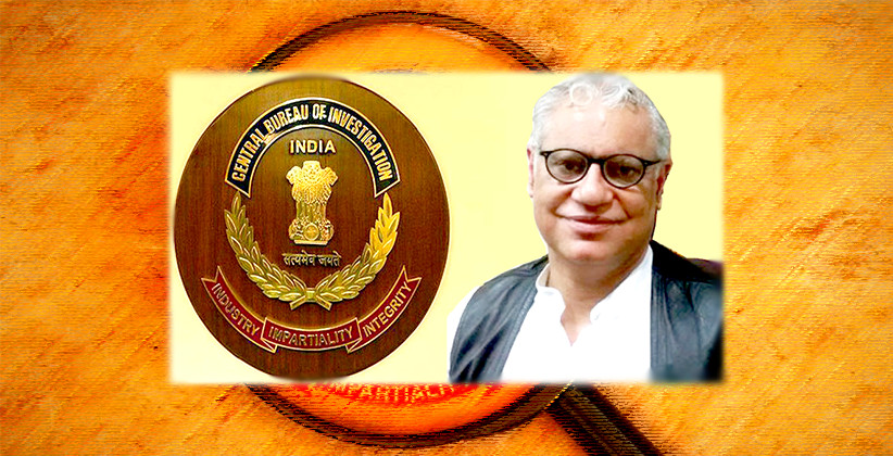 CBI Registers FIR Against Lawyers Collective, Anand Grover For Alleged FCRA Violations [Read Statement]