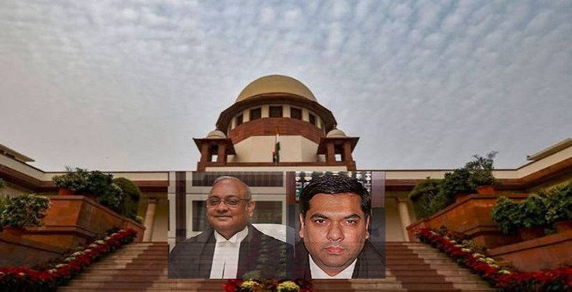 Justices Dinesh Maheshwari And Sanjiv Khanna Elevated To Supreme Court