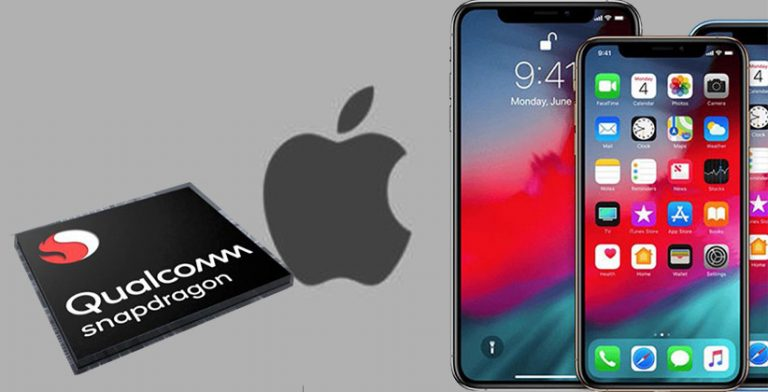 Apple And Qualcomm Agree To Settle Billion-Dollar Lawsuit
