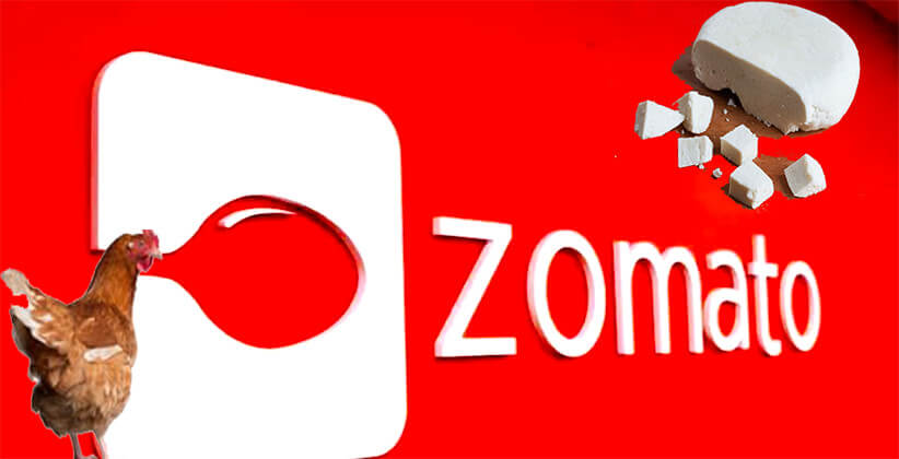 Consumer Forum Imposes Rs 55000 Fine On Zomato For Serving Chicken Instead Of Paneer