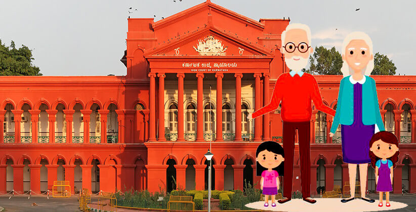 'Parents Rather Than The Grand-Parents Are The Best Guardians Of A Minor Child' Says Karnataka HC [Read Judgment]