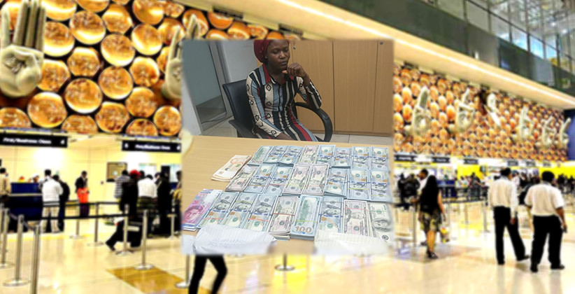 Foreign Currency Worth Rs 1.61 Cr Seized At Delhi Airport