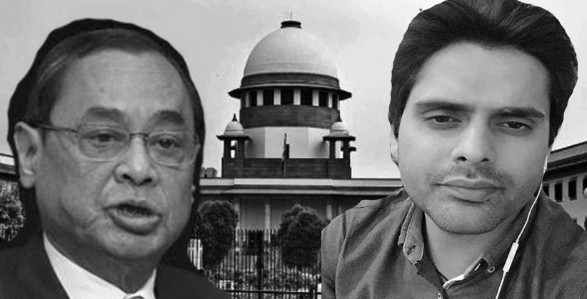 SC Asks Utsav Bains To File Additional Affidavit On Allegation That three Disgruntled Employees Tried To Frame CJI