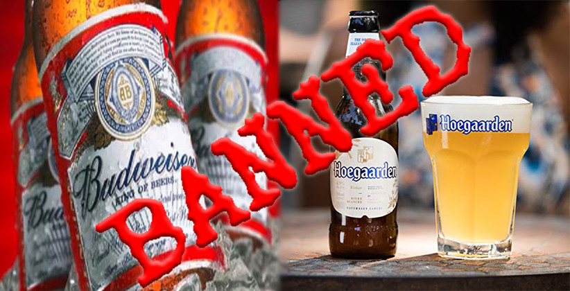 Delhi Bans Budweiser, Hoegaarden Maker-AB Inbev For 3 Years For Alleged Tax Evasion
