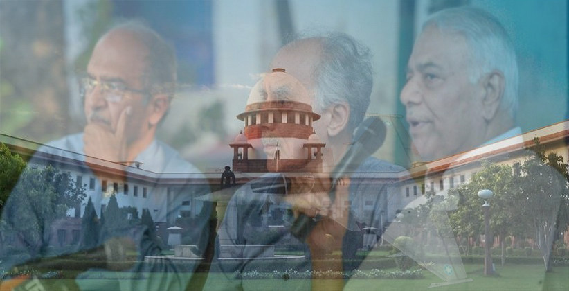 Rafale Deal: Yashwant Sinha, Arun Shourie, Prashant Bhushan Files Review Petition In SC