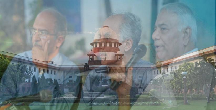 Rafale Deal: Yashwant Sinha, Arun Shourie, Prashant Bhushan Files Review Petition In SC