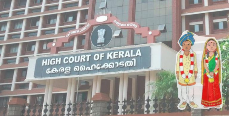 Registration Of Child Marriage Compulsory Under Kerala Registration of Marriage Rules 2008: Kerala HC [Read Judgment]