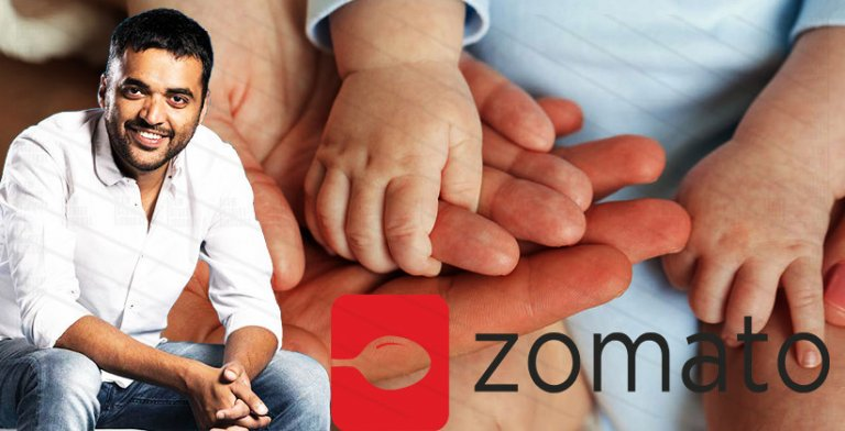 Zomato Announces 26 Weeks Paid Parental Leave For All Its Employees