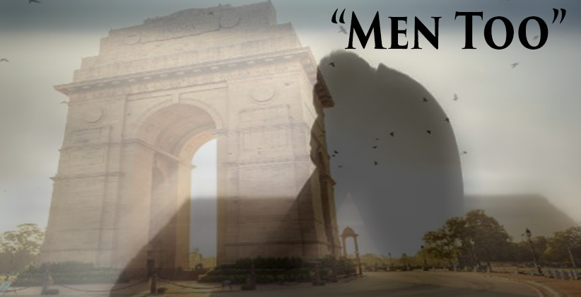 """Men Too"" Movement Silent Protest at India Gate: BCI Chairman Calls Upon Lawyers to Protest"