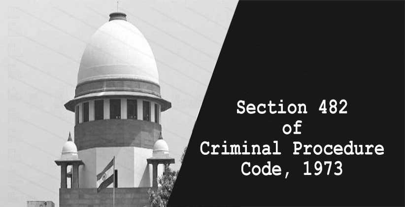 Section 482 CrPC: HC Is Under Obligation To Assign Reasons ...