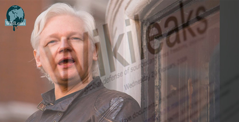 WikiLeaks Files Plea Before American Rights Panel Seeking Disclosure Of Charges Against Julian Assange