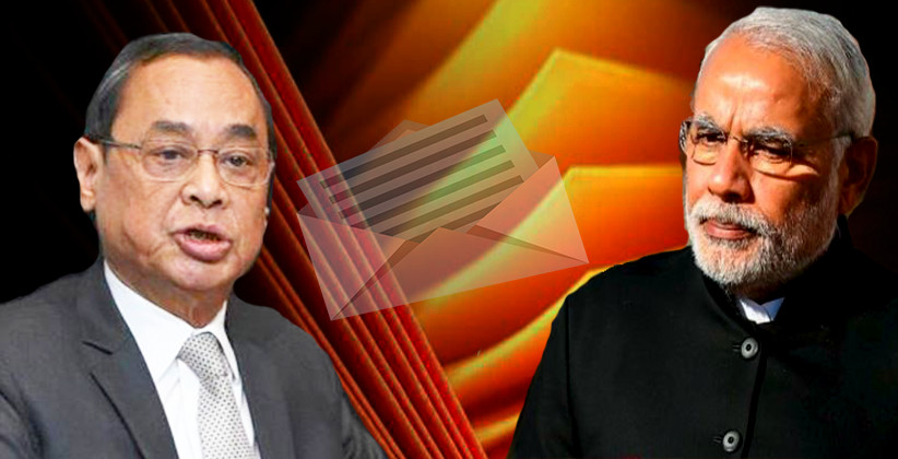 CJI Ranjan Gogoi Writes To PM Modi For Removal Of Allahabad HC Judge Justice SN Shukla