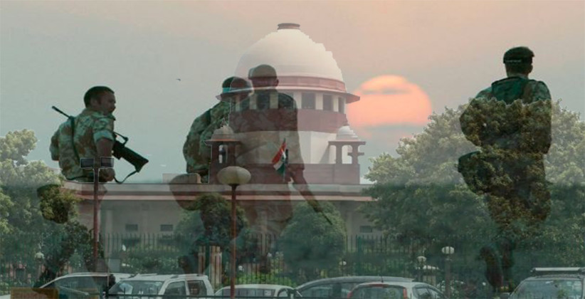 SC Issues Notice In Petition To Centre, J&K Govt Seeking Protection of Human Rights of Armed Forces