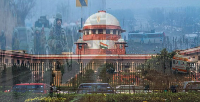 Supreme Court Dismisses plea Seeking Inquiry Into Pulwama, Uri Terror Attacks
