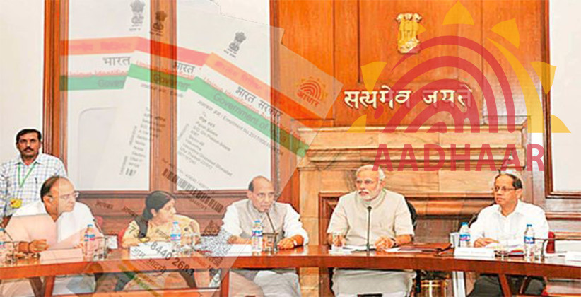 Cabinet Approves Promulgation Of Aadhaar (Amendment) Ordinance, 2019