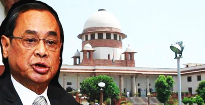 Supreme Court AoR Association Seeks Inquiry Into Allegations Against CJI Ranjan Gogoi [Read Resolution]