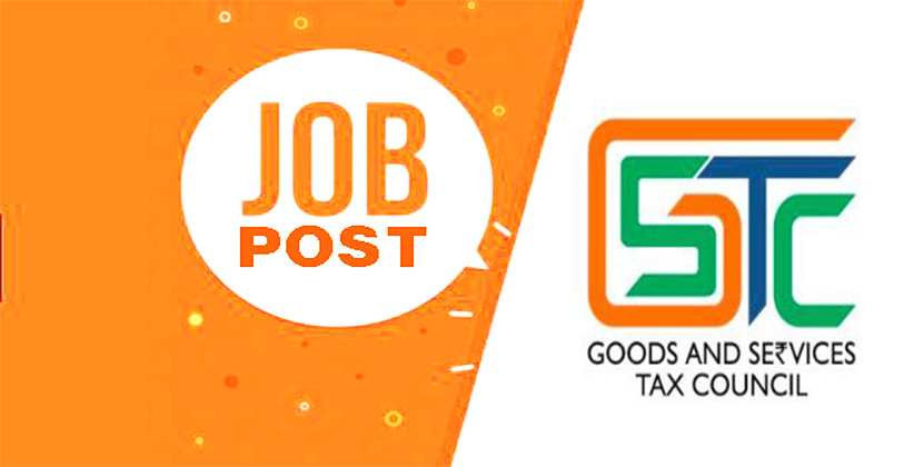 Job Post: Consultant @ Goods and Service Tax Council (GST), Delhi