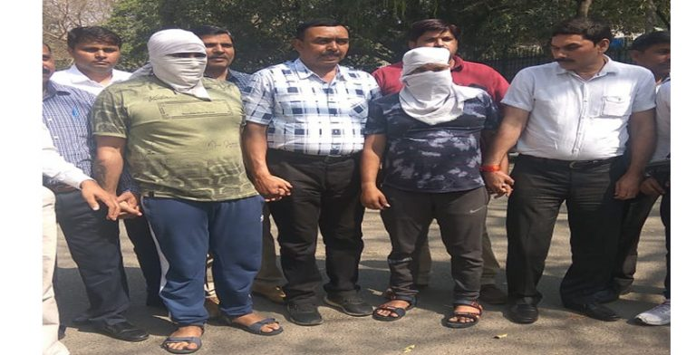 2 Gangsters Of Naveen Kasana Gang Arrested