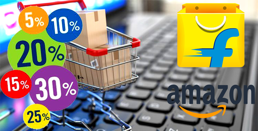 India Warns Foreign E-Commerce Firms Like Amazon, Flipkart Over Steep Online Discounts